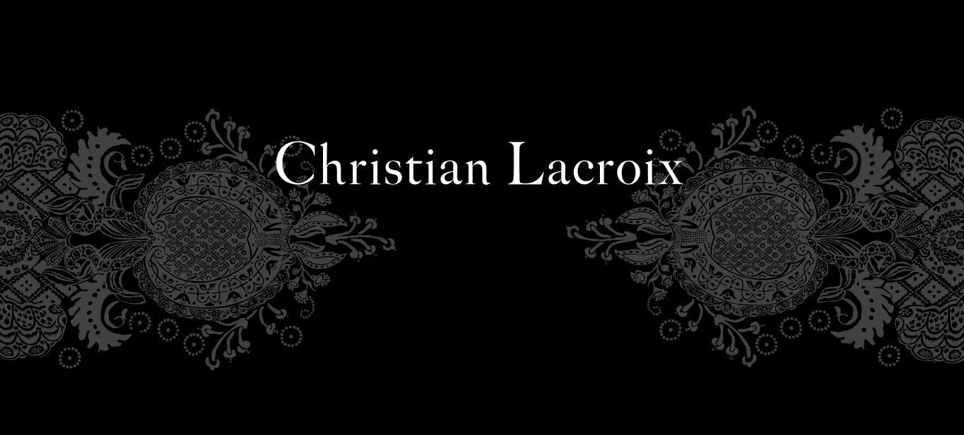 christian lacroix à deux pas de chez nous… – interior design inspiration
